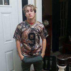 Drew Brees stitched camo jersey